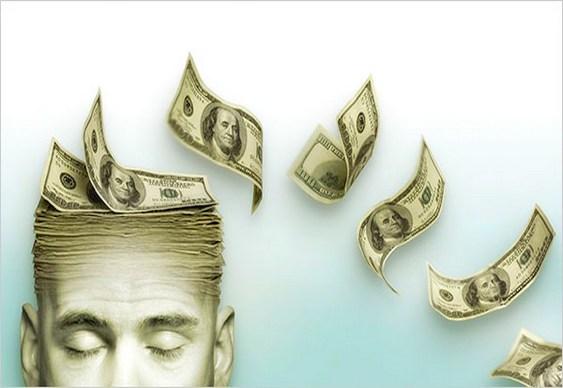 dinheiro cabeça corrupção
