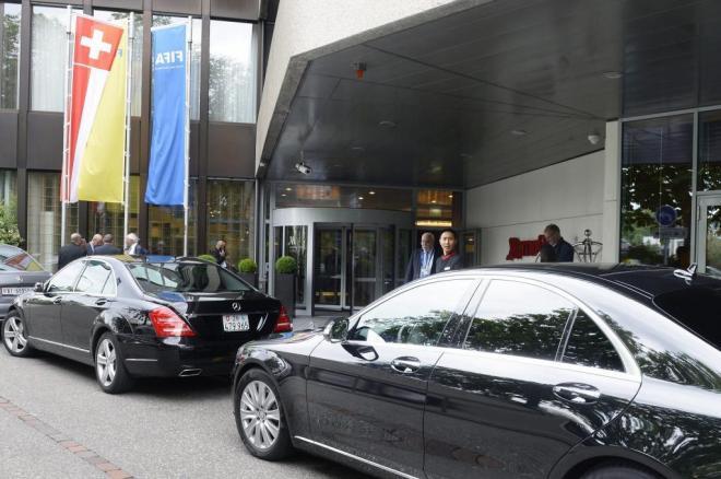 hotel fifa