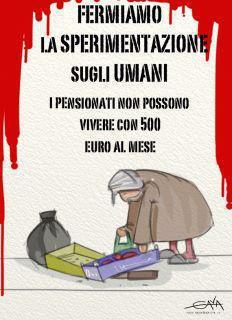 indignados pobreza itália 500 euros