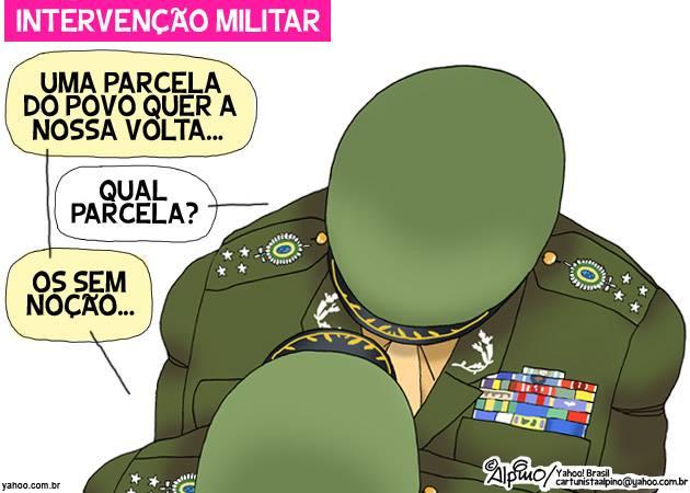 militar golpe