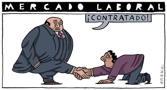 O empregado terceirizado pelo PSDB, DEM, Solidariedade de Paulinho da Força e PMDB de Eduardo Cunha
