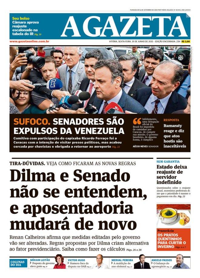 BRA_AGAZ propagandista do golpe