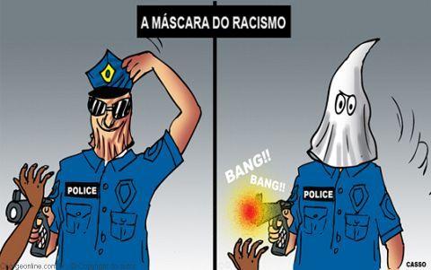 casso polícia negro racismo morte