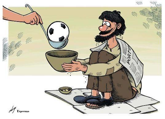 Rodrigo de Matos in Portugal: nunca, como agora, este cartoon fez tanto sentido