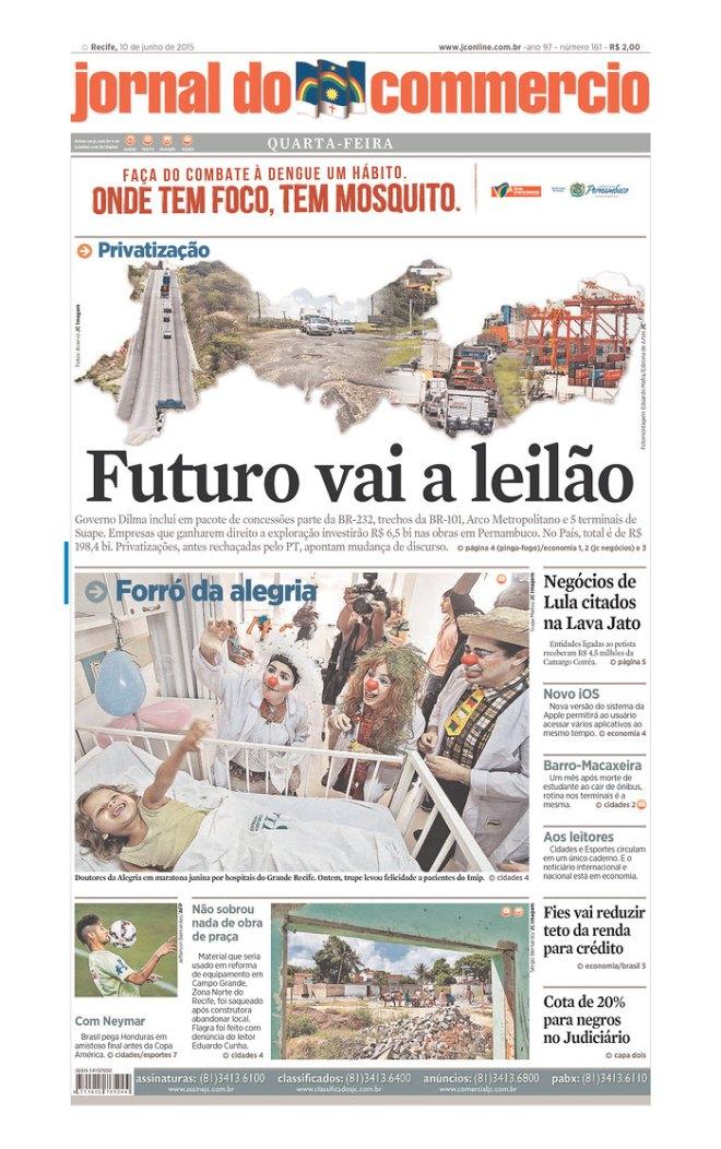 jc leilão privatização futuro