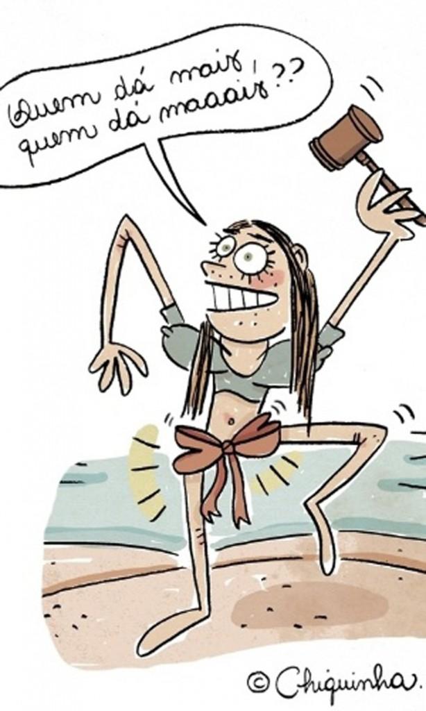 Leilão da virgindade tucana