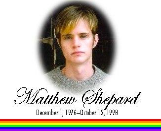 shepard gay homofobia