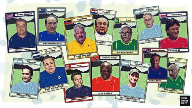 The Fifa 14 in Panini football stickers