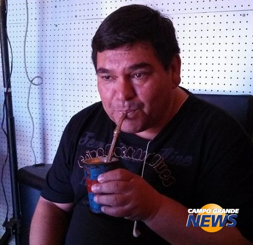 Radialista e jornalista Gerardo Seferino Servian Coronel