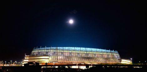 """Auditoria de engenheiros do TCE conclui que Arena é um empreendimento """"danoso"""" ao erário público de Pernambuco. Jornal do Comércio, Recife"""