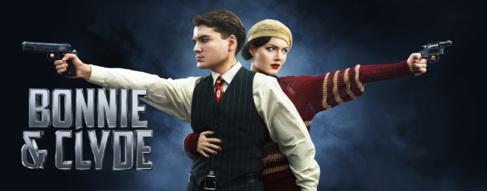 'Bonnie & Clyde', una de las series que se podrán ver en Mega.