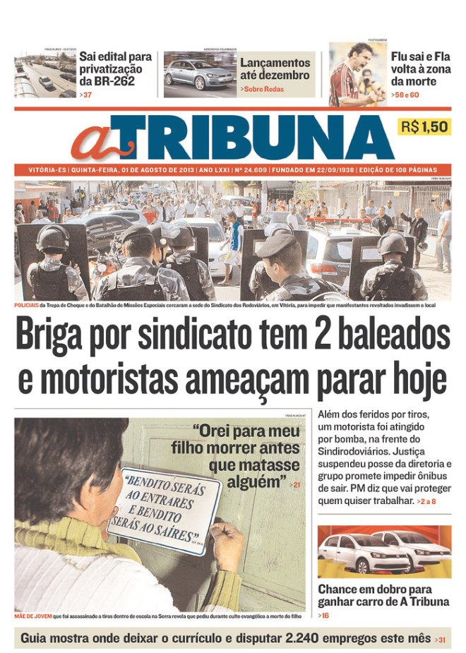 BRA^ES_AT briga por sindicato