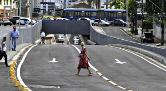 Governar o Recife é construir os caminhos do shopping