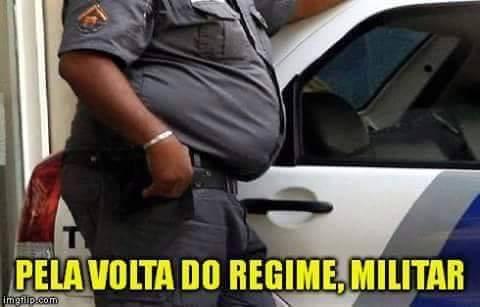 Ditadura PM polícia