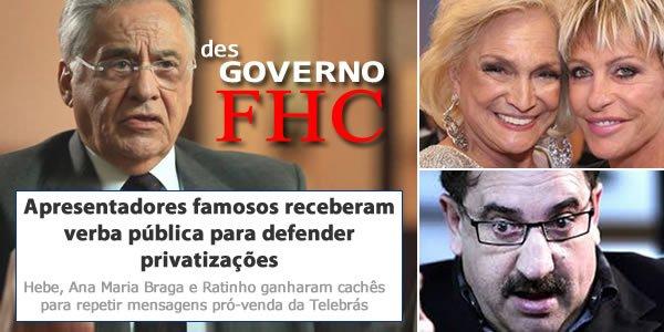vendedores de FHC
