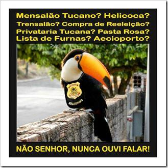 blidagem tucano PSDB