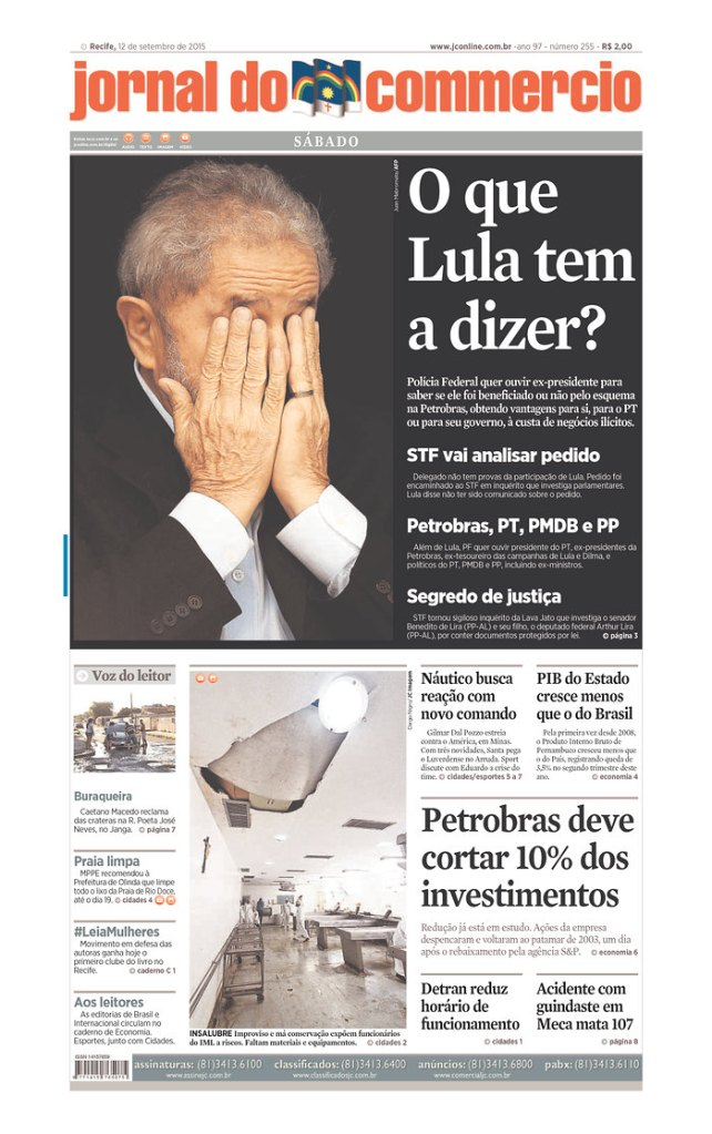 BRA^PE_JDC PF Lula Joao Paes Mendonça