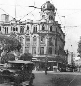 clube militar antiga sede