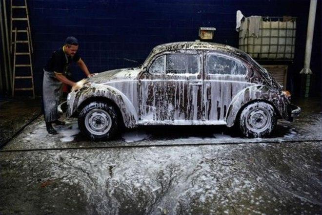 fusca volks VW