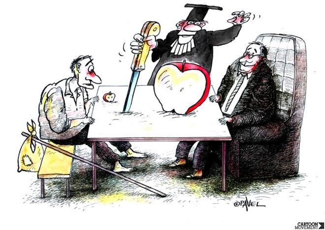 justiça acordo