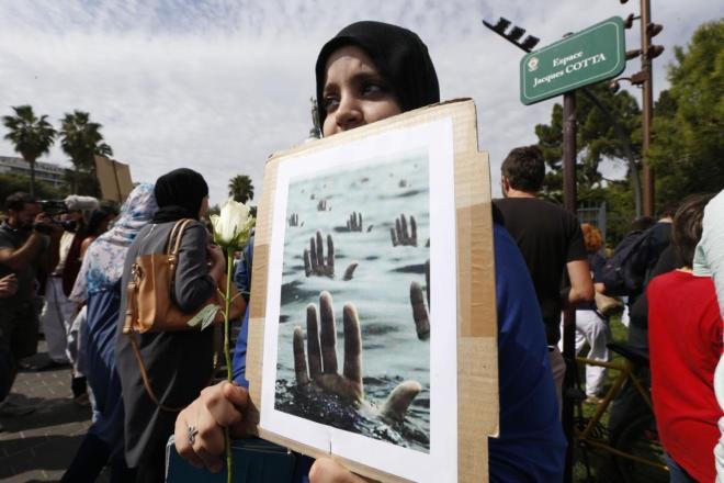 Nice, França AFP PHOTO/ VALERY HACHE