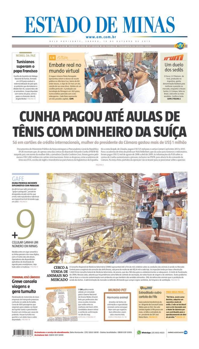 BRA^MG_EDM tênis Cunha mulher