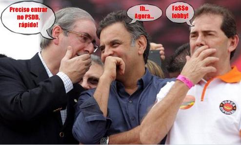 FHC comprou a reeleição. Golpistas vão embolsar 500 milhões para derrubar Dilma e Temer serpresidente