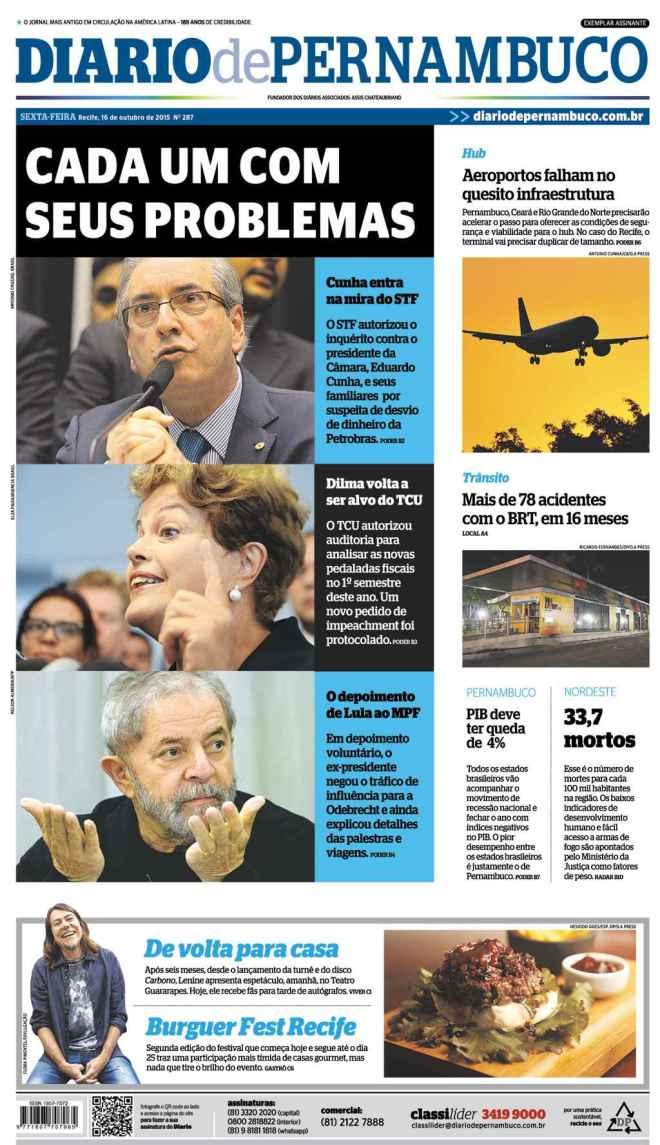 Diario de Pernambuco faz campanha