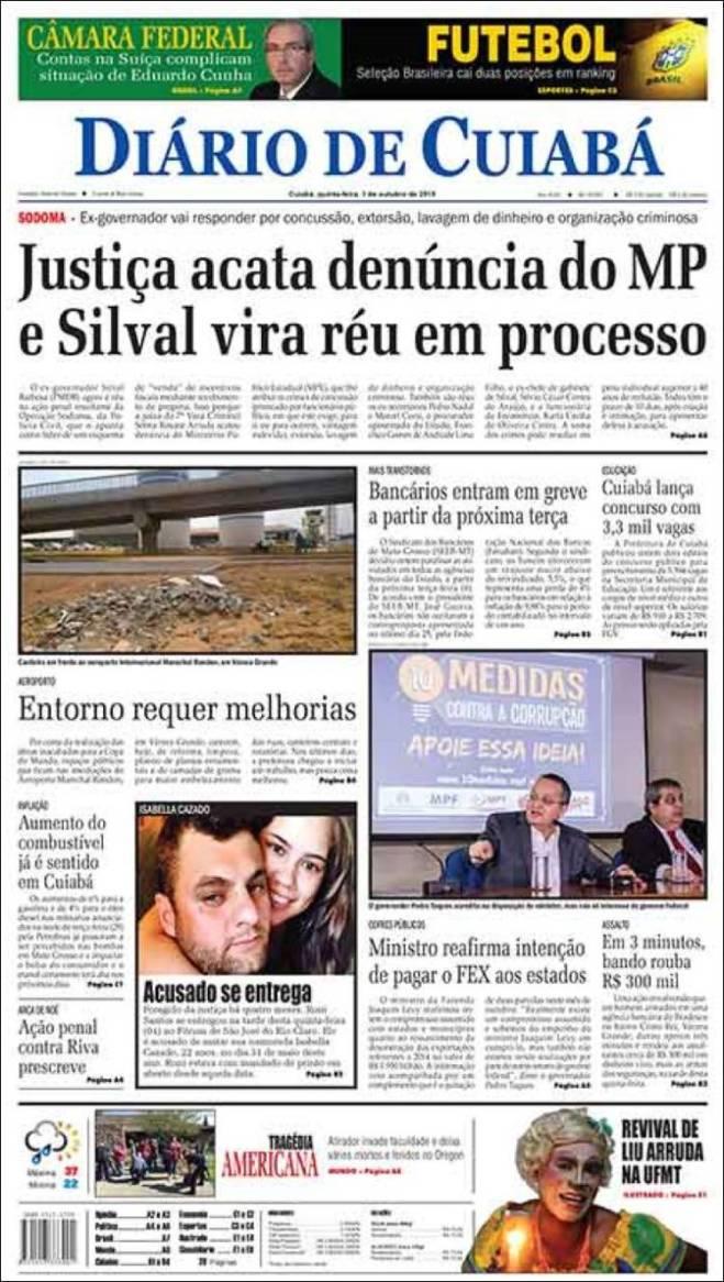 diario_cuiaba. Silval