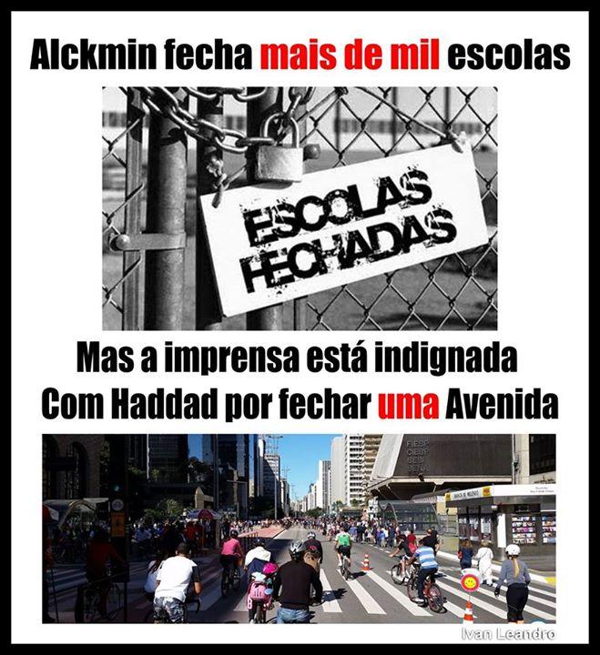escola alckmin sp haddad