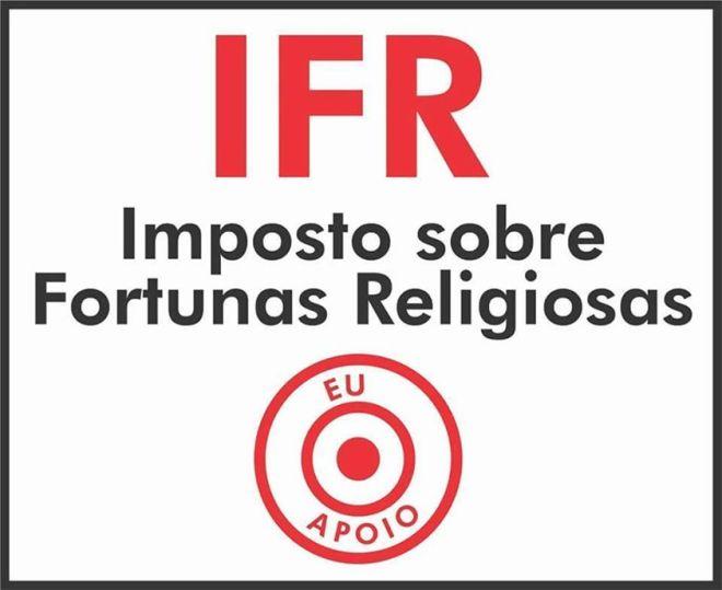 imposto fortuna religião