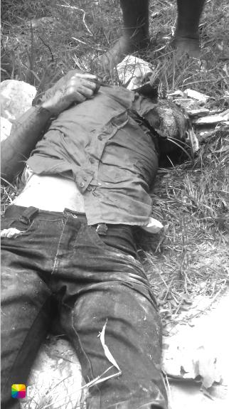 Victor Lopes, executado com certeiros tiros na cabeça