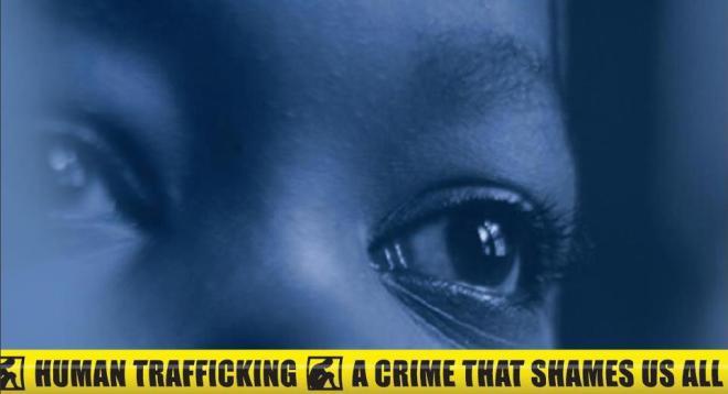 tráfico humano crime criança